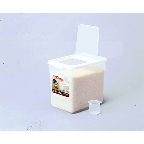 SANKO-P日本米箱10kg (附带量杯)
