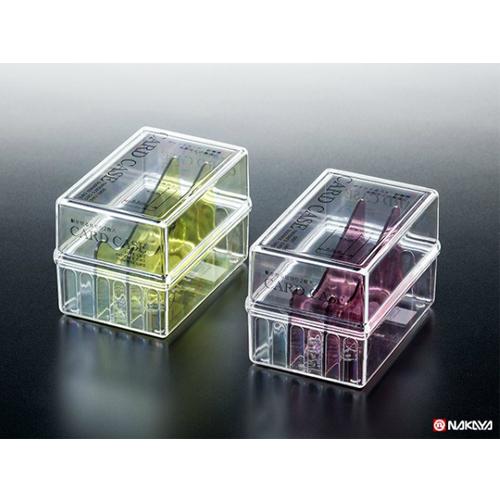 NAKAYA日本名牌盒名牌架存放盒  游戏卡存放盒