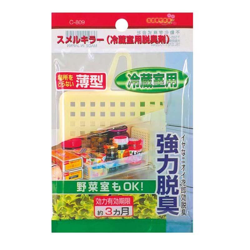 sanada日本冰箱除臭包冰箱除臭剂