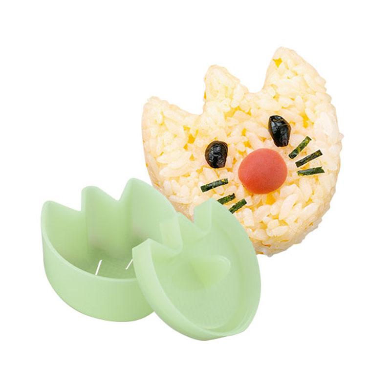 AKEBONO日本鬱金花型飯團模具塑料飯團模具